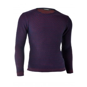 Stylish Knitted Crew Neck Sweater  Sweaters and Cardigans