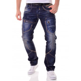 Blue Jeans by Cipo & Baxx  Jeans and Trousers