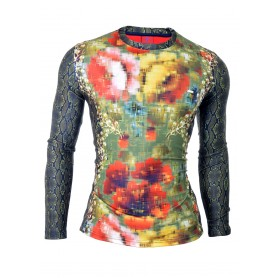 Colorful Longsleeve Top  Long Sleeve Tops