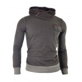 Hooded Sweater Pullover  Sweaters and Cardigans