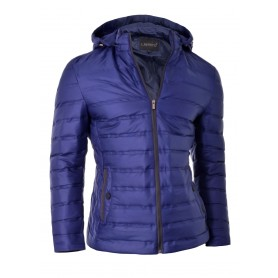 Smart Hooded Jacket   Jackets
