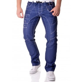 Blue Fashionable Jeans  Jeans and Trousers